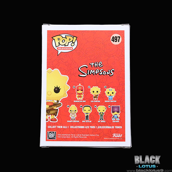 Funko Pop! - The Simpsons - Lisa Simpson