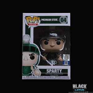 Funko Pop! - College/NCAA - Big 10 - Michigan State Sparty