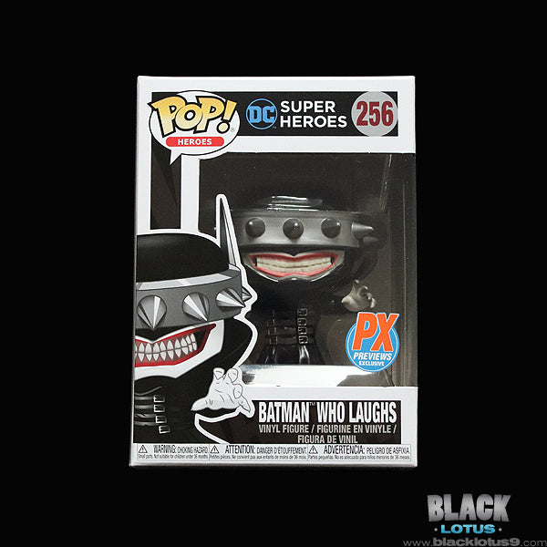 Funko Pop! - DC Comics - Batman - Batman Who Laughs (Previews/PX Exclusive)