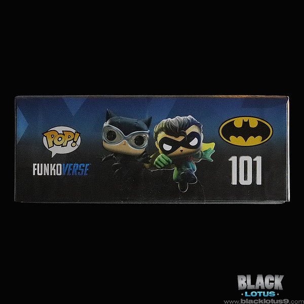 Funko Pop! - Funkoverse Strategy Game - DC Comics Expandalone Set 101