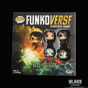 Funko Pop! - Funkoverse Strategy Game - Harry Potter Base Set 100