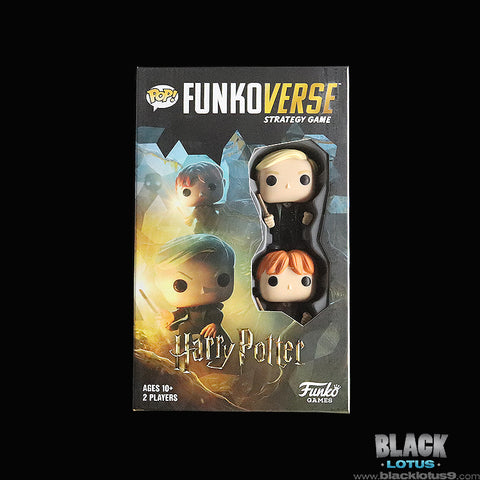 Funko Pop! - Funkoverse Strategy Game - Harry Potter Expandalone Set 101