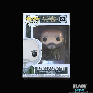 Funko Pop! - HBO - Game of Thrones - Davos Seaworth