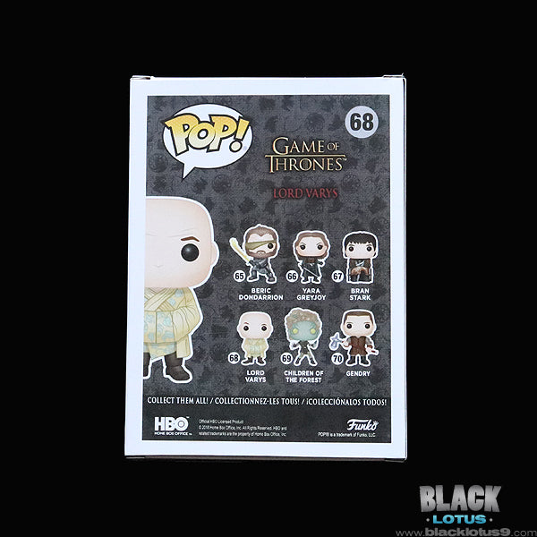 Funko Pop! - HBO - Game of Thrones - Lord Varys