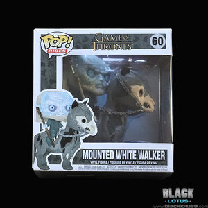 Funko Pop! - HBO - Game of Thrones - Mounted White Walker