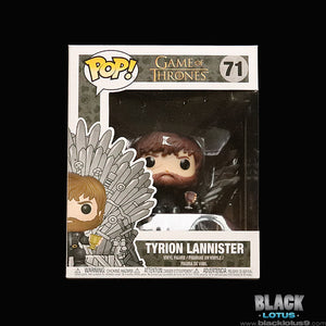 Funko Pop! - HBO - Game of Thrones - Tyrion Lannister on Iron Throne