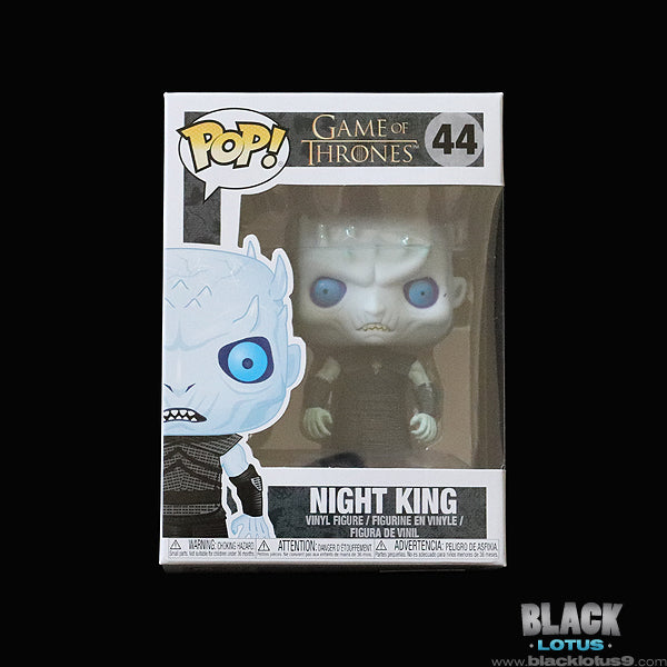 Funko Pop! - HBO - Game of Thrones - White Walker and Night King