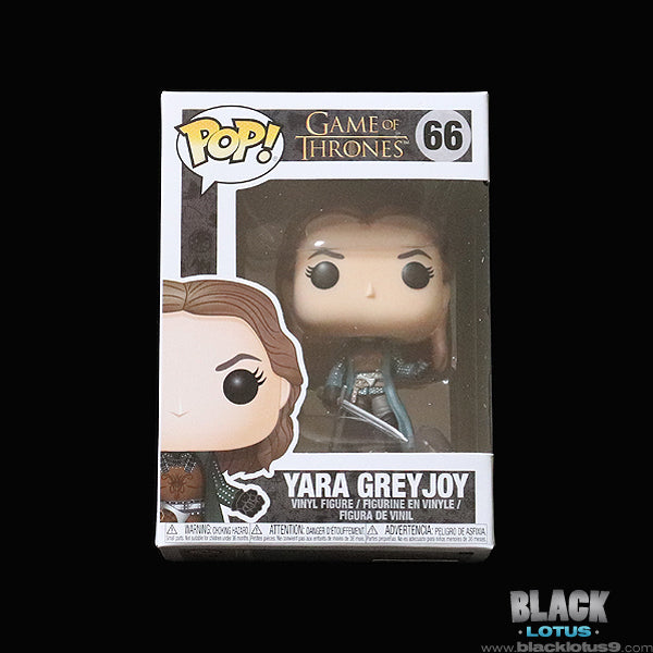 Funko Pop! - HBO - Game of Thrones - Yara Greyjoy