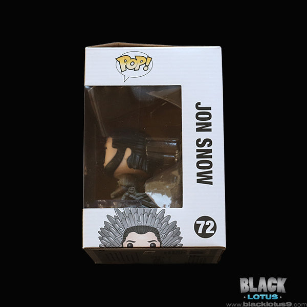 Funko Pop! - HBO - Game of Thrones - Jon Snow on Iron Throne