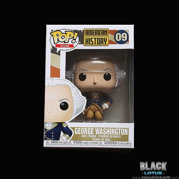 Funko Pop! - Icons - American History - George Washington and Benjamin Franklin