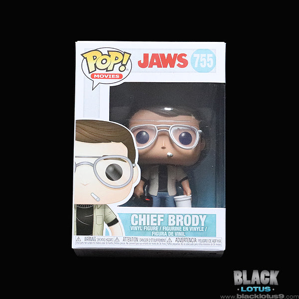 Funko Pop! - Movies - Jaws - Chief Brody, Matt Hooper, and Quint