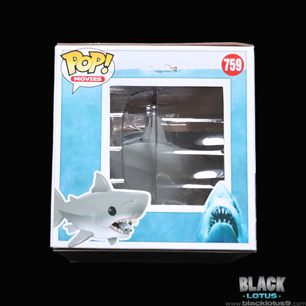 Funko Pop! - Movies - Jaws - Great White Shark (with Diving Tank)