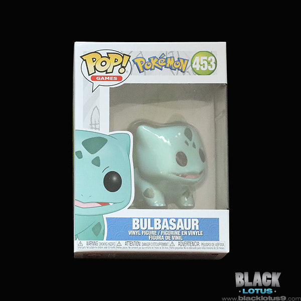 Funko Pop! - Nintendo - Pokemon - Bulbasaur