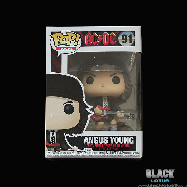 Funko Pop! - Rocks - AC/DC - Angus Young