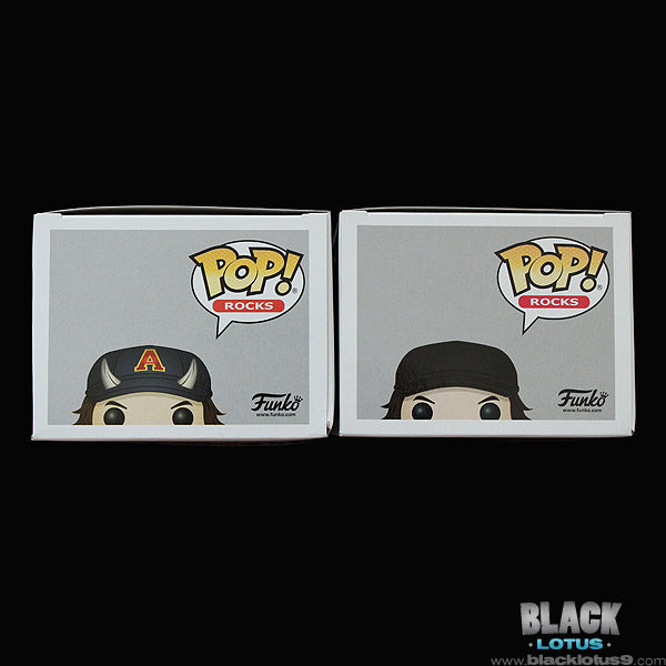 Funko Pop! - Rocks - AC/DC - Angus Young CHASE Set