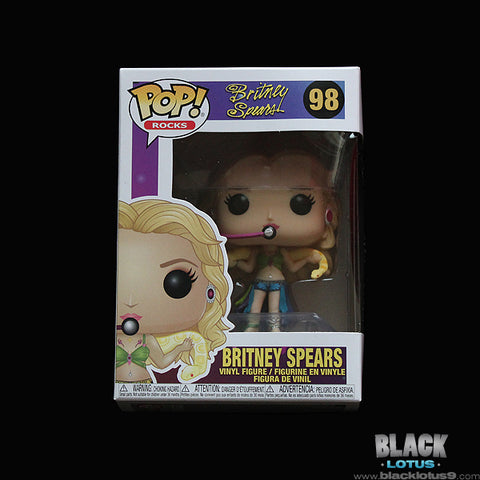 Funko Pop! - Rocks - Britney Spears (I'm a Slave 4 U)