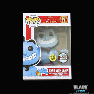 Funko Pop! Specialty Series - Disney - Aladdin - Genie with Lamp (Glow in the Dark)