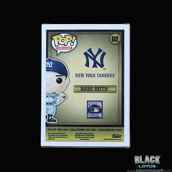 Funko Pop! - Sports Legends - MLB - New York Yankees - Babe Ruth