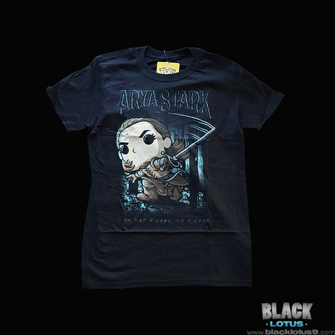 Funko Pop! Tees - HBO - Game of Thrones - Arya Stark Needle T-Shirt