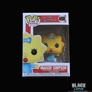 Funko Pop! - The Simpsons - Maggie Simpson