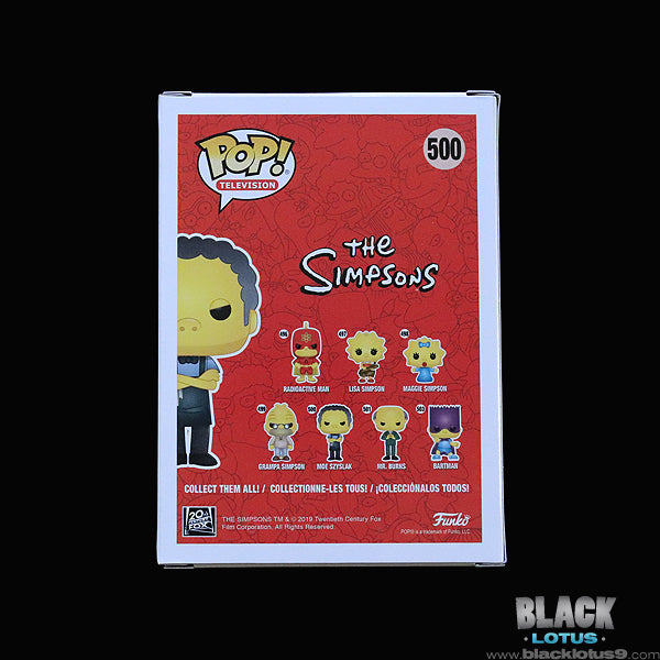 Funko Pop! - The Simpsons - Moe Syslak