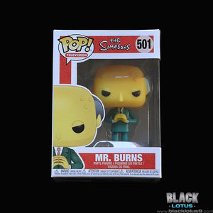 Funko Pop! - The Simpsons - Mr. Burns