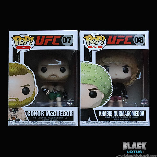 Funko Pop! - UFC - Conor McGregor and Khabib Nurmagomedov