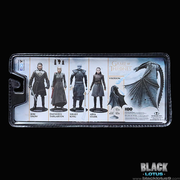 McFarlane Toys - HBO - Game of Thrones Set of 4 Action Figures