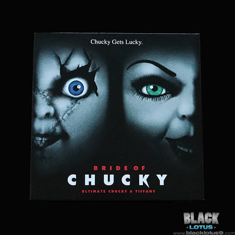 NECA - Bride of Chucky - Ultimate Chucky and Tiffany