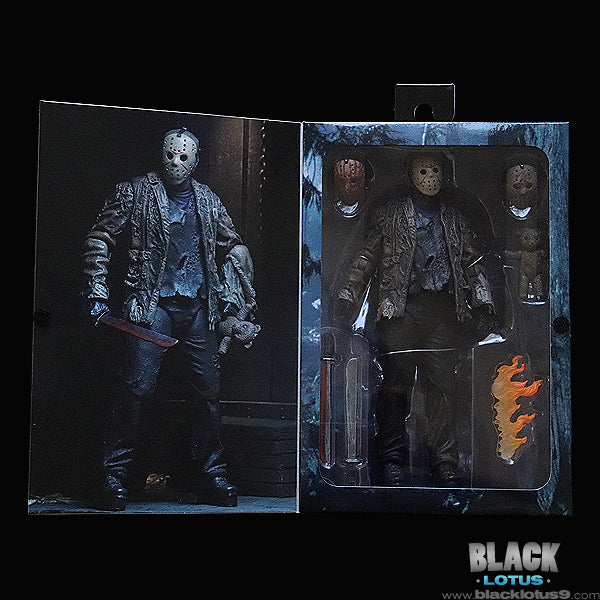 NECA - Freddy vs Jason - Ultimate Jason (2003)