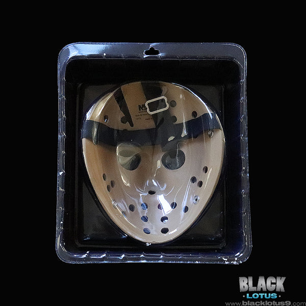 NECA - Friday the 13th: The Final Chapter (Part 4) - Jason Voorhees Prop Replica Hockey Mask