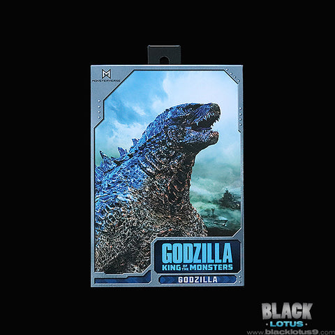 "NECA - Godzilla: King of the Monsters (2019) - Godzilla (12"" Head to Tail)"