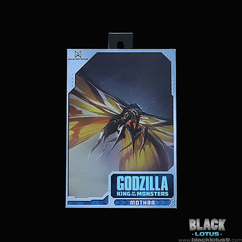 NECA - Godzilla: King of the Monsters (2019) - Mothra