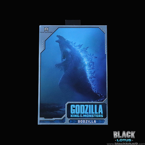"NECA - Godzilla: King of the Monsters (2019) - Godzilla Version 2 (12"" Head to Tail)"