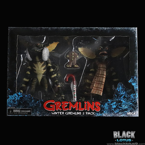 NECA - Gremlins - Winter Gremlins 2 Pack