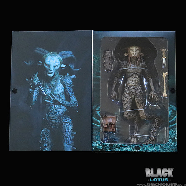 NECA - Guillermo Del Toro Signature Collection - Pan's Labyrinth - The Faun