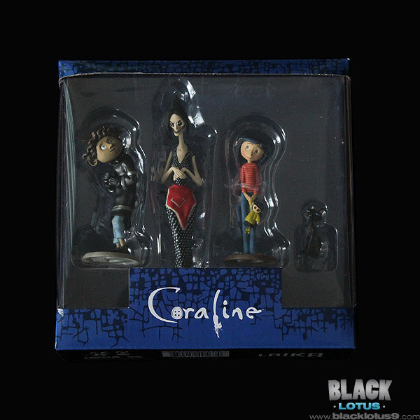 "NECA - Laika - Coraline - ""Best of"" PVC Mini-Figure Set"