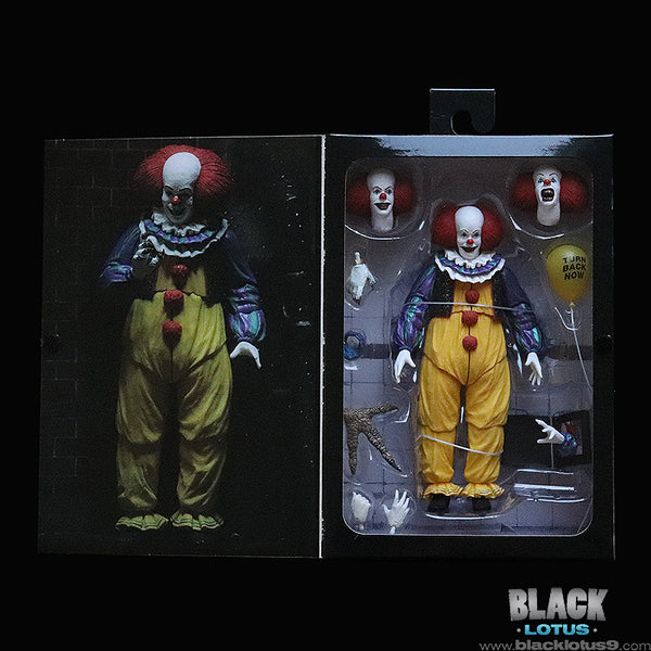NECA - Stephen King's IT (1990) - Ultimate Pennywise (Version 2)