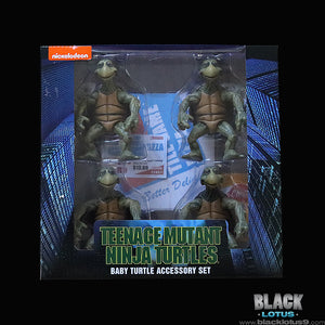 NECA - Teenage Mutant Ninja Turtles/TMNT - 1/4 Scale Baby Turtle Accessory Set (1990 Movie)