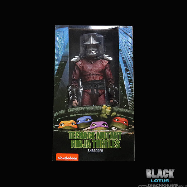 Neca Teenage Mutant Ninja Turtles Tmnt 1 4 Scale Shredder