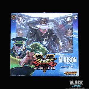 Storm Collectibles - Capcom - Street Fighter V Arcade Edition - M. Bison (Battle Costume)