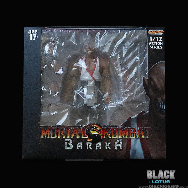 Storm Collectibles - Mortal Kombat - Baraka