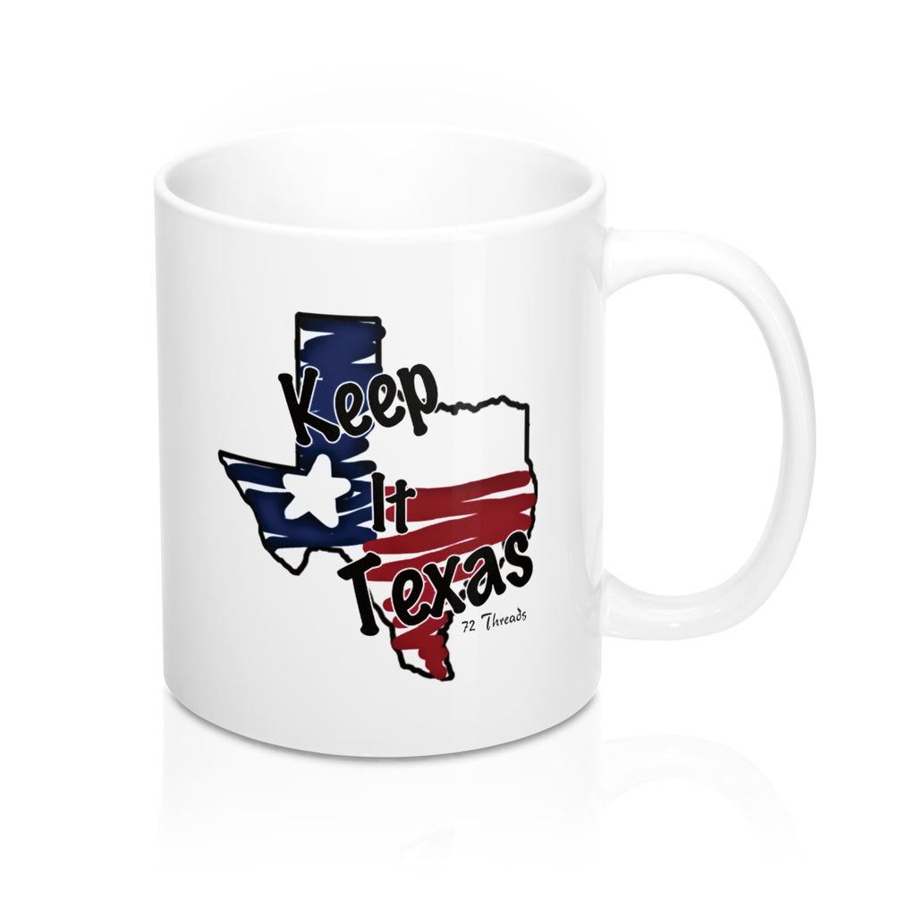 Keep It Texas Mug