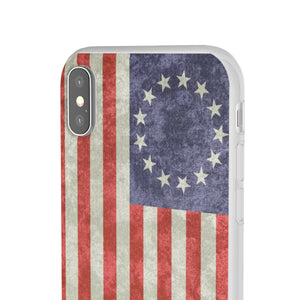Betsy Ross flag Phone Case