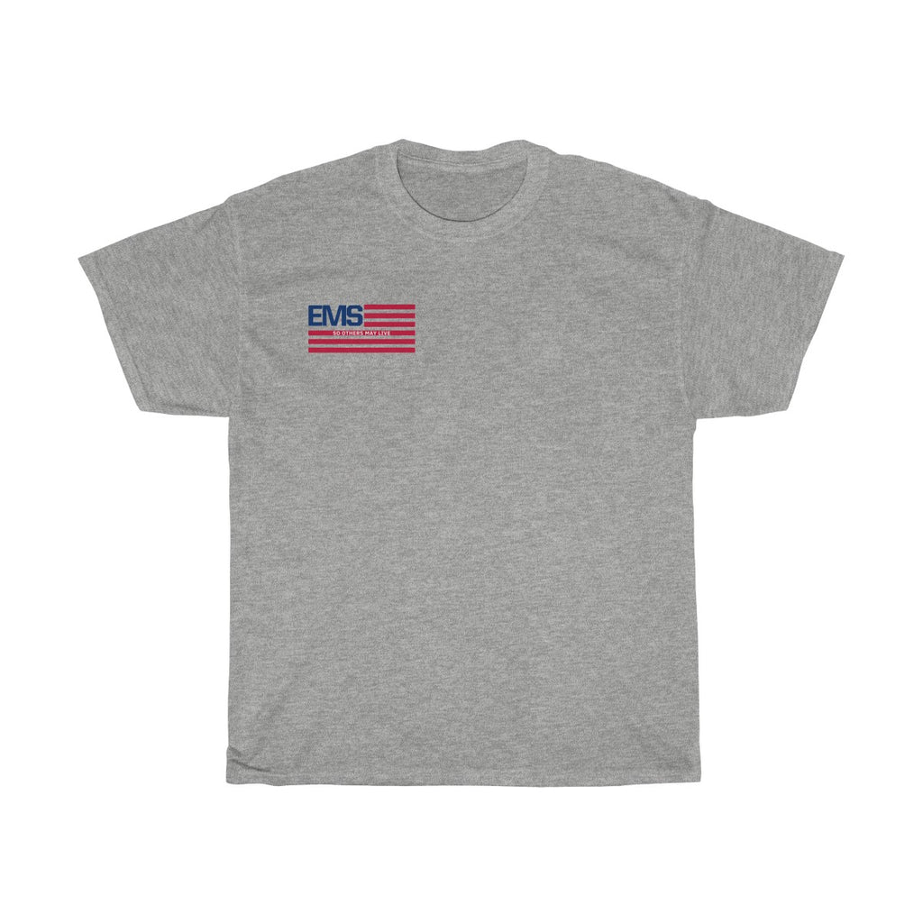 Red, White & Blue EMS Tee