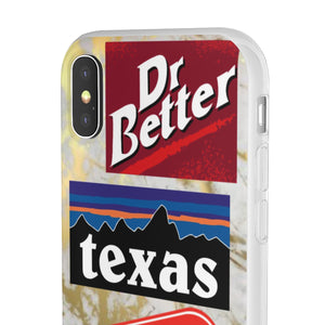 Texas Sticker Phone Case