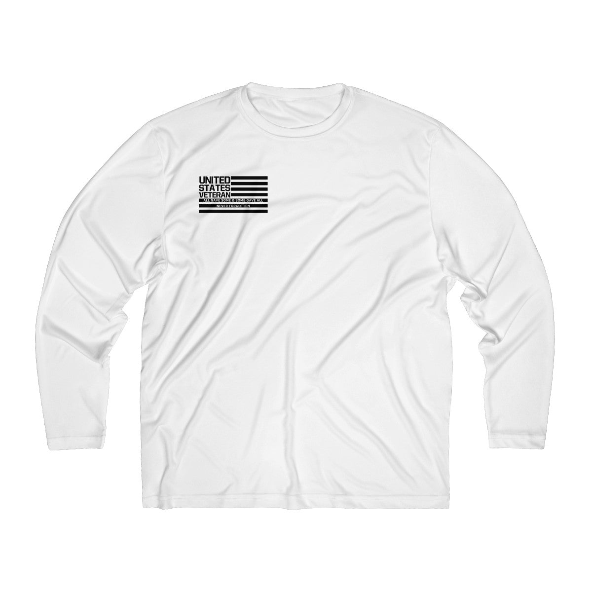 USA Veteran Performance Tee