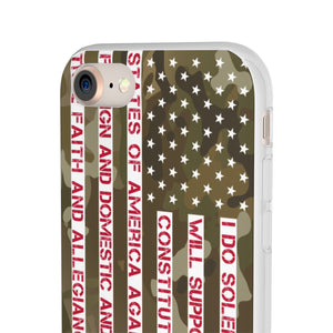 Freedom Oath Phone Case