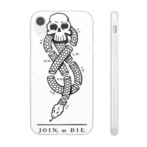 Join or Die Phone Case