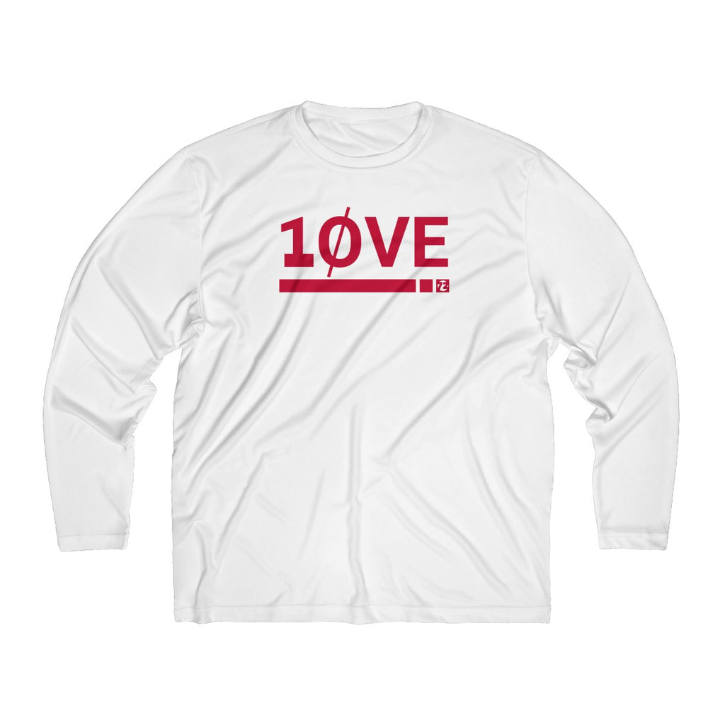 1 LOVE Performance Tee